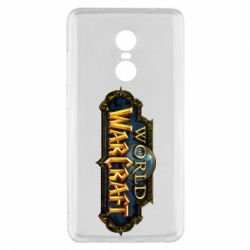 Чохол для Xiaomi Redmi Note 4x World of Warcraft game