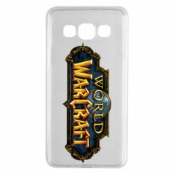 Чохол для Samsung A3 2015 World of Warcraft game