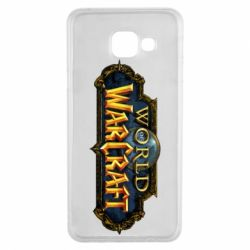 Чохол для Samsung A3 2016 World of Warcraft game