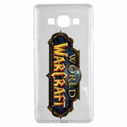 Чохол для Samsung A5 2015 World of Warcraft game
