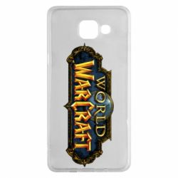 Чохол для Samsung A5 2016 World of Warcraft game