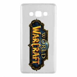 Чохол для Samsung A7 2015 World of Warcraft game