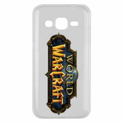 Чохол для Samsung J2 2015 World of Warcraft game