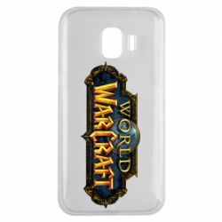 Чохол для Samsung J2 2018 World of Warcraft game