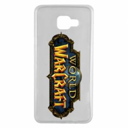 Чохол для Samsung A7 2016 World of Warcraft game