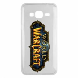 Чохол для Samsung J3 2016 World of Warcraft game