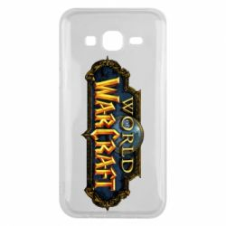 Чохол для Samsung J5 2015 World of Warcraft game