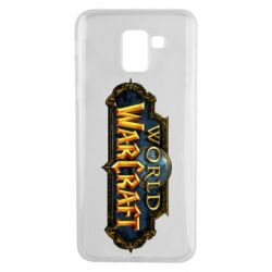 Чохол для Samsung J6 World of Warcraft game