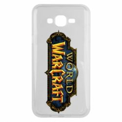 Чохол для Samsung J7 2015 World of Warcraft game
