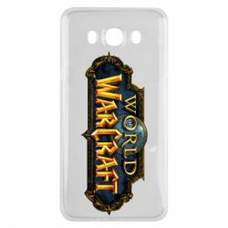 Чохол для Samsung J7 2016 World of Warcraft game