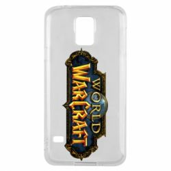 Чохол для Samsung S5 World of Warcraft game