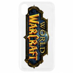 Чохол для iPhone XR World of Warcraft game