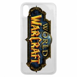 Чохол для iPhone Xs Max World of Warcraft game