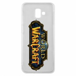 Чохол для Samsung J6 Plus 2018 World of Warcraft game