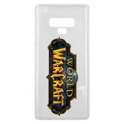 Чохол для Samsung Note 9 World of Warcraft game