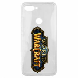 Чохол для Xiaomi Mi8 Lite World of Warcraft game