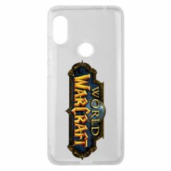 Чохол для Xiaomi Redmi Note Pro 6 World of Warcraft game
