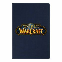 Блокнот А5 World of Warcraft game