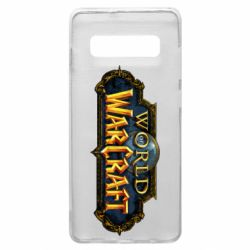 Чохол для Samsung S10+ World of Warcraft game