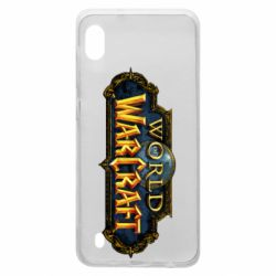 Чохол для Samsung A10 World of Warcraft game