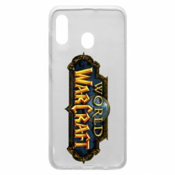 Чохол для Samsung A20 World of Warcraft game