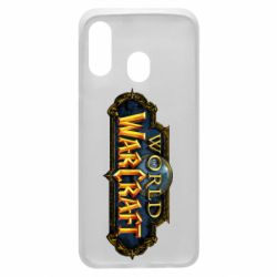 Чохол для Samsung A40 World of Warcraft game