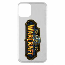 Чохол для iPhone 11 World of Warcraft game