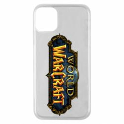 Чохол для iPhone 11 Pro World of Warcraft game