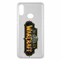 Чохол для Samsung A10s World of Warcraft game