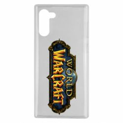 Чохол для Samsung Note 10 World of Warcraft game