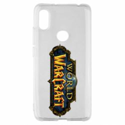 Чохол для Xiaomi Redmi S2 World of Warcraft game