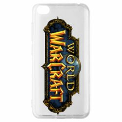 Чохол для Xiaomi Redmi Go World of Warcraft game