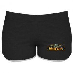 Жіночі шорти World of Warcraft game