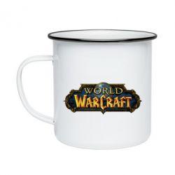 Кружка емальована World of Warcraft game