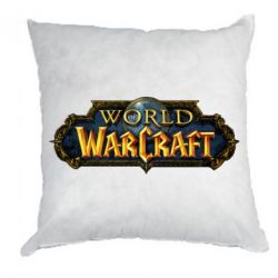 Подушка World of Warcraft game
