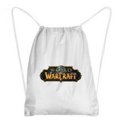 Рюкзак-мішок World of Warcraft game