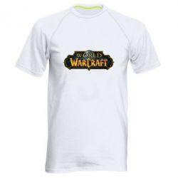 Чоловіча спортивна футболка World of Warcraft game