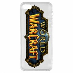 Чохол для iphone 5/5S/SE World of Warcraft game
