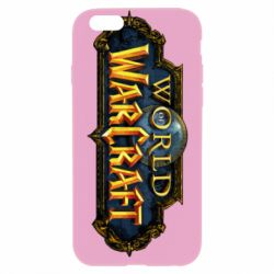 Чохол для iPhone 6/6S World of Warcraft game