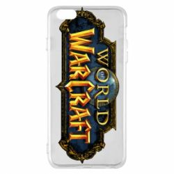 Чохол для iPhone 6 Plus/6S Plus World of Warcraft game