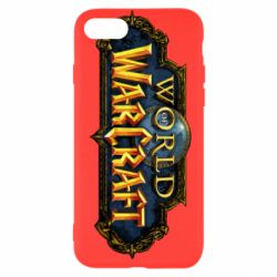 Чохол для iPhone 7 World of Warcraft game