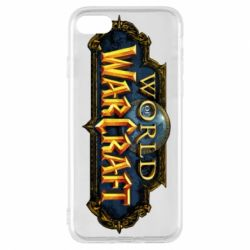 Чохол для iPhone 8 World of Warcraft game