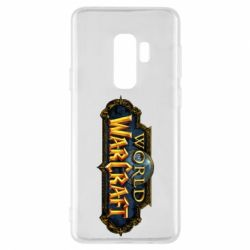 Чохол для Samsung S9+ World of Warcraft game