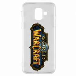 Чохол для Samsung A6 2018 World of Warcraft game
