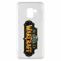 Чохол для Samsung A8 2018 World of Warcraft game