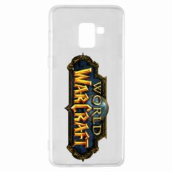 Чохол для Samsung A8+ 2018 World of Warcraft game
