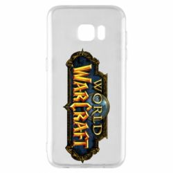 Чохол для Samsung S7 EDGE World of Warcraft game