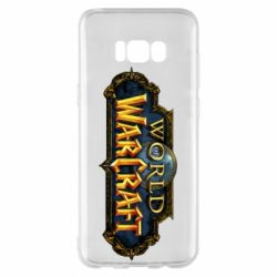Чохол для Samsung S8+ World of Warcraft game