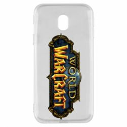 Чохол для Samsung J3 2017 World of Warcraft game