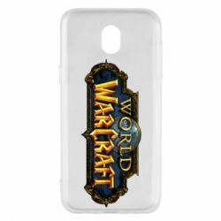 Чохол для Samsung J5 2017 World of Warcraft game